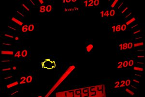 how to reset check engine light