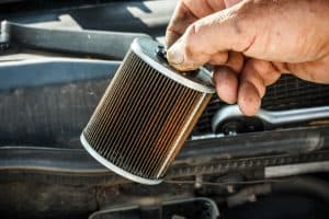 signs your fuel filter is bad